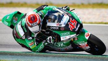Moto2: FP1: Nagashima comanda, ma la sorpresa a Brno è Pasini