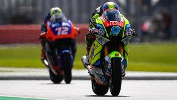 Moto2: FP2: Navarro e la SpeedUp da record