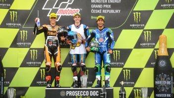"""Moto2: Di Giannantonio: """"Ora sono tra i piloti più veloci della categoria"""""""