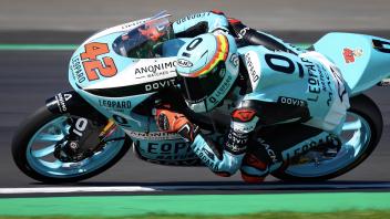 Moto3: A Silverstone vince Ramirez, Dalla Porta allunga su Canet
