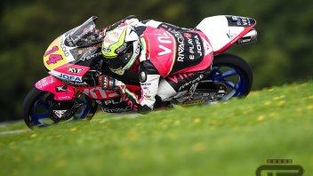 Moto3: FP3 Red Bull Ring, Arbolino da record. 3° Dalla Porta, 5° Antonelli