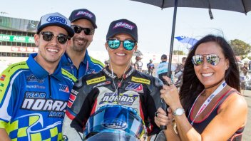 MotoAmerica: Olsen and Astudillo, two women conquer the U.S.