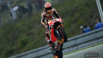 """MotoGP: Marquez: """"La mia pole? Un KO alla Mike Tyson"""""""
