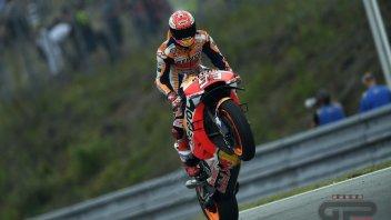 "MotoGP: Marquez: ""My pole? A Mike Tyson KO"""