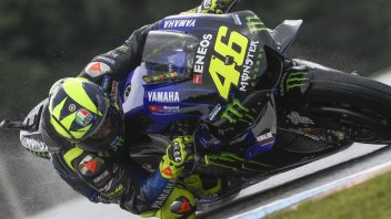 "MotoGP: Rossi: ""Marquez? I always behaved differently to him on track"""