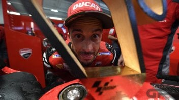 "MotoGP: Dovizioso: ""Passing Marquez was the best craziest move of my life."""