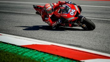 MotoGP: Dovizioso strepitoso, batte Marquez all'ultima curva al Red Bull Ring