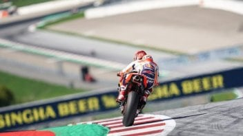 MotoGP: Marquez e la Honda volano al Red Bull Ring, 6° Rossi