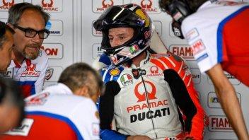 """MotoGP: Miller: """"Lorenzo in Ducati? Sono turbato, non stressato. È un business"""""""