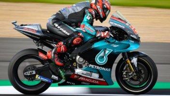 MotoGP: FP2, ridato il 'maltolto': 1° Quartararo, 4° Rossi