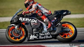 "MotoGP: 'Top Secret' test for Marquez: ""we focused on 2020"""