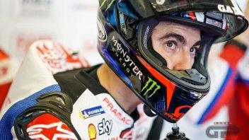 "MotoGP: Bagnaia: ""La seconda fila? Nemmeno mi ricordo l'ultima volta"""
