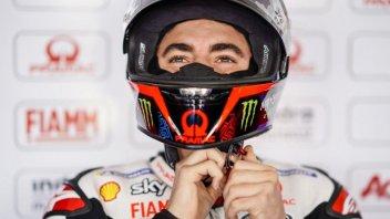 """MotoGP: Bagnaia: """"Assen è difficile...quasi per tutti. Yamaha non è la Ducati"""""""