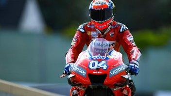 MotoGP: Dovizioso parte con il piede giusto a Brno, 10° Rossi