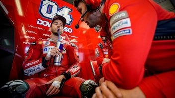 "MotoGP: Battistella: ""Dovizioso could be on track for the Misano tests."""
