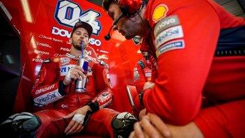 """MotoGP: Battistella: """"Dovizioso potrà essere in pista per i test di Misano"""""""
