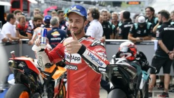 "MotoGP: Dovizioso: ""It'll be a 2-man race between me and Marquez"""