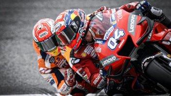 MotoGP: Dovizioso vs Marquez: in 2 milioni davanti alla tv
