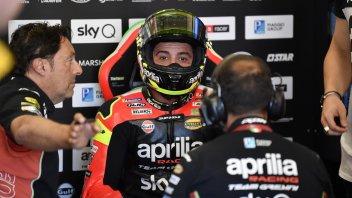 """MotoGP: Iannone: """"Per migliorare con Aprilia ho perso 8 chili"""""""