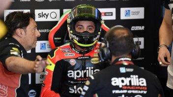 """MotoGP: Iannone: """"Silverstone è un foglio bianco per me e l'Aprilia"""""""