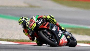 """MotoGP: Iannone: """"L'Austria? Per Aprilia sarà un'incognita come sempre"""""""