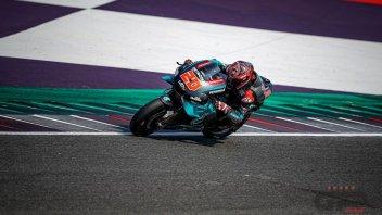 MotoGP: Quartararo fa il bis nei test di Misano, 2° Petrucci