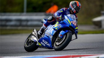 "MotoGP: Rins: ""I thought my tyre was exploding"""