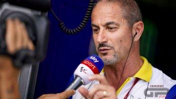 MotoGP: Taramasso, Michelin: Rins impari a parlare. Nessun problema di gomme