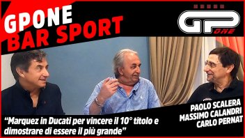 """MotoGP: Bar Sport: """"Marquez in Ducati per vincere il 10° titolo ed essere il più grande"""""""