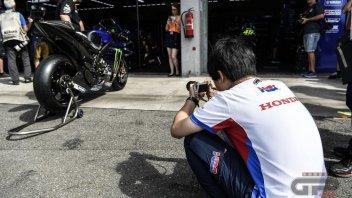 MotoGP: La Yamaha a Brno vola, ma solo nei test. E la Honda non sta a guardare