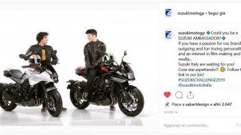 News Prodotto: Vuoi diventare Ambassador Suzuki? L'invito dai piloti della MotoGP