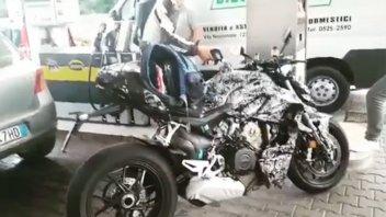 News Prodotto: Spunta un nuovo video della Ducati Streetfighter V4 e della Panigale 959