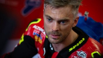 SBK: Tegola Honda: Leon Camier salta anche i test di Portimao