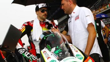 SBK: ULTIM'ORA: Eugene Laverty con BMW nel 2020