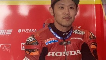 SBK: Takumi Takahashi to replace Leon Camier at Portimao