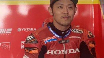 SBK: Takumi Takahashi sostituirà Leon camier a Portimao