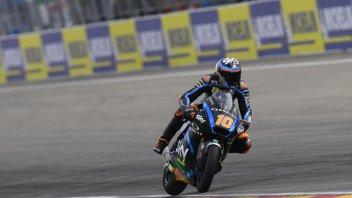 Moto2: FP2: Marini e Baldassarri in grande forma, doppietta ad Aragon