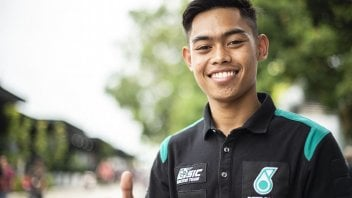Moto2: Norrodin to ride the team Petronas Kalex at Misano