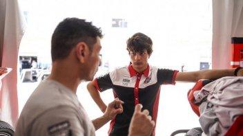 Moto2: Gabriele Ruiu al posto di Mattia Pasini ad Aragon