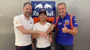 Moto3: Red Bull KTM Tech3 signs Sasaki for Moto3 season 2020