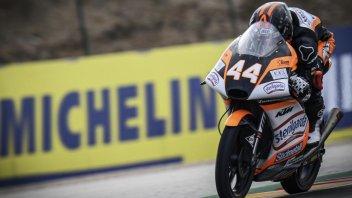 Moto3: WUP: Canet e Marquez non si fermano, sono ancora primi ad Aragon