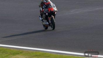 Moto3: FP1: solo Arenas più rapido di Antonelli a Misano