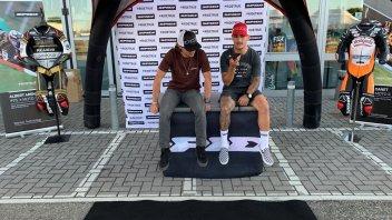 """Moto3: Canet: """"La lotta per il titolo è feroce, in Italia mi sento a casa"""""""