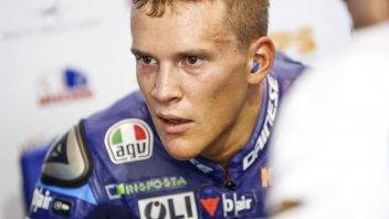 Moto3: Rodrigo torna in pista a Misano e rinnova con Gresini