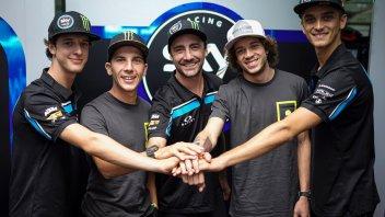 Moto3: Sky Racing Team VR46: nel 2020 torna Migno, la new entry è Bezzecchi