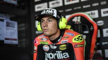 """MotoGP: Aleix Espargarò avverte Aprilia: """"la mia pazienza sta finendo"""""""