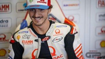 """MotoGP: Bagnaia: """"A Misano parto avvantaggiato, grazie ai tifosi"""""""