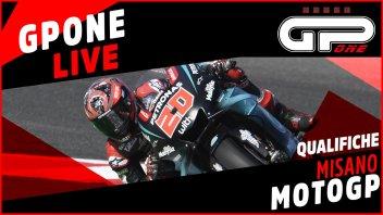 MotoGP: Misano, LIVE qualifiche: pole di Vinales, pasticcio tra Marquez e Rossi