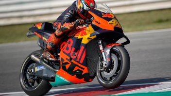 "MotoGP: P. Espargarò: ""Pedrosa ci ha aiutato e la KTM è migliorata"""
