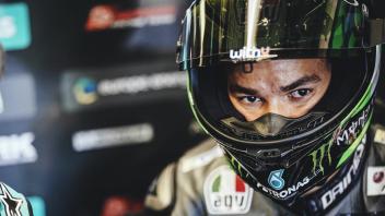 """MotoGP: Morbidelli: """"Quartararo sta oscurando la mia buona stagione"""""""
